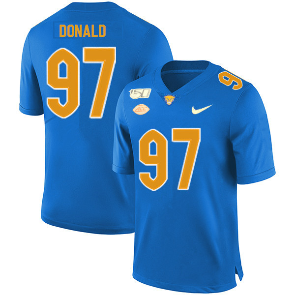 big sale 0410e eddf4 Aaron Donald Jersey : Pitt Panthers College Football ...